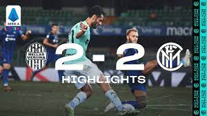 HELLAS VERONA 2-2 INTER | HIGHLIGHTS | Two dropped points at the Bentegodi…  😔 ⚫🔵 - YouTube