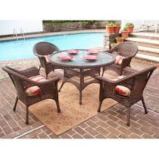 all outdoor wicker dining sets
