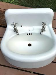 vintage cast iron bathroom sink antique vintage cast iron sink standard farmhouse sink standard old cast