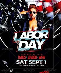 Club Flyers Address 30 Labor Day Party Flyer Template Psd Jpeg Png Free