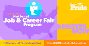 What Happens At A Job Fair Campus Pride National Job Career Fair Program Campus Pride