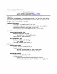 New Resume Examples New Graduate Nurse Resume Examples musiccityspiritsandcocktail 51