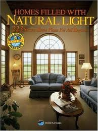 Home Planners Inc House Plans Home  amp  Garden   Books  amp  Information    Homes Filled   Natural Light  Sunny Home Plans for All Regions