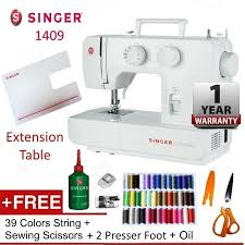 singer 1409 promise sewing machine extension table singer 1408 upgrade