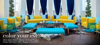 Event Furniture Rental Special Events Rentals