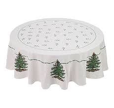 artisan flair af17002r jacquard holiday printed tablecloth 70 round kitchen dining au8zoa0oj
