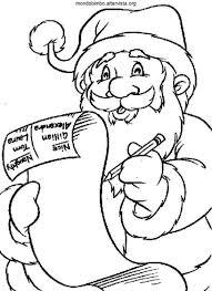 Babbo Natale Da Colorare Online Mondo Bimbo Con Disegni Da Colorare