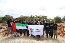 Dubai Design Week Volunteer 13 Uae Volunteers Return Home After Volunteering Experience