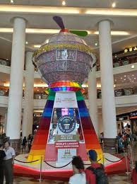 Biggest Vending Machine Classy World's Largest Capsule Vending Machine Picture Of Berjaya