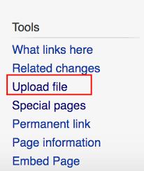 Wiki Upload File Help Uploading Files Ubc Wiki
