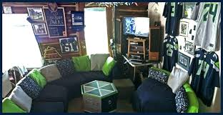 seattle seahawks bedroom bedroom would love this i so wish to do this one day bedroom