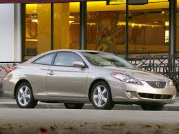 Toyota Camry Solara Coupe 2004 Design Interior Exterior Car ...