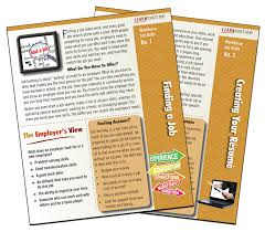 Workforce Pamphlets Learnovation