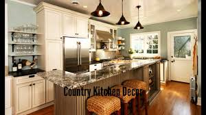 country kitchen decor. Tremendeous Country Kitchen Decor Youtube In Home Designing Inside Beautiful Kithcen Design Ideas 25 Small 2018