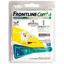 frontline for puppies. Frontline Combo Puppies 1 Pipette 0.67 Ml For