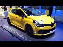 2018 renault clio sport. perfect renault 2018 renault clio rs 16 concept  exterior walkaround inside renault clio sport
