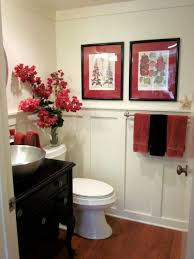 black and red bathroom accessories. Red Black And White Bathroom Decor Ideas B On Accessories