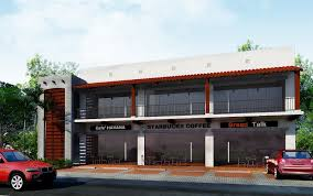 two story office building plans. Storey Commercial Building Design Philippines Proposed Two Story Office Plans N