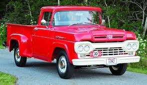 Middle of the Road – 1960 Ford F-100 | Hemmings Daily