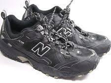 new balance all terrain. new balance mt479bs all terrain leather mesh shoes men\u0027s size 14d new balance all terrain