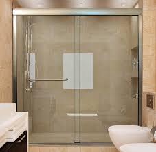 sliding shower doors custom for showers and bathtubs regarding glass inspirations 0