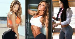 <b>Top</b> 50 Most Attractive And Inspiring <b>Female Fitness</b> Models