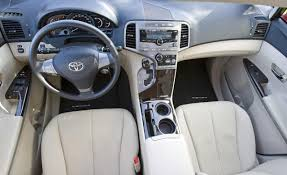 Toyota Venza Interior Pictures - Interior Ideas