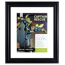 security shadow box wall decor studio d cor comic book float frame