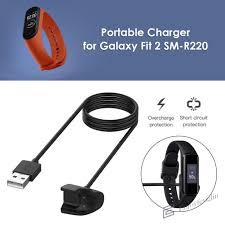 Dây Cáp Sạc Cho Đồng Hồ Thông Minh Samsung Galaxy Fit 2 Sm-R220 tốt giá rẻ