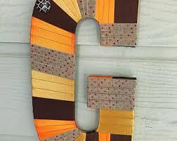 front door lettersFront door monogram  Etsy