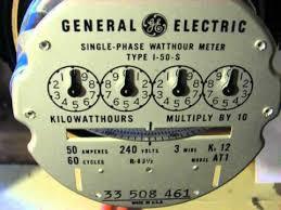 watthour meters (1) analog dial ge model i 50 s heavy duty variant ge kv2c multifunction meter manual at Ge Kilowatt Hour Meter Wiring Diagram