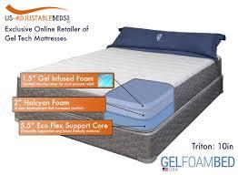 memory foam mattress box. Triton 10\ Memory Foam Mattress Box O