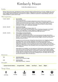 Business Resume Samples From Real Professionals Who Got