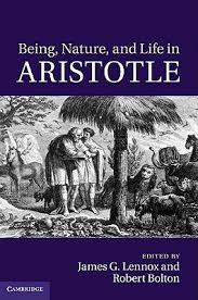 being nature and life in aristotle essays in honor of allan  8499734