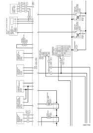 wiring diagram engine control system mr16ddt nissan juke test value and test limit