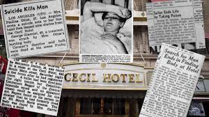 Find deals at cecil hotel, los angeles. The Murderous Cecil Hotel Has Been Claiming Lives Since The 1920s By Meghan Gause Lessons From History Medium