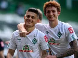 Zur vereinsseite sv werder bremen v. Bundesliga Six Goal Werder Bremen Avoid Automatic Relegation Football News Times Of India