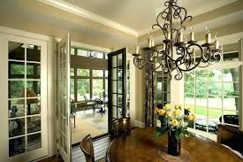 country french chandeliers iron wrought fancy white ch