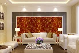 White Sofa Living Room Orange Walls And White Sofa For Living Room Download 3d House