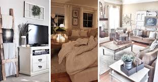 20 gorgeous rustic living room ideas that will melt your heart with warmth cute diy projects