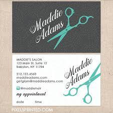 Hair Salon Business Cards Ideas Hair Stylist Business Cards Examples