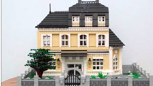 Lego House Plans How To Make A Very Easy And Very Big Lego House Youtube