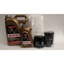 SERVICE KIT & SYNTHETIC OIL TOYOTA AVENSIS T25 DIESEL ENGINE 2.0 D4D