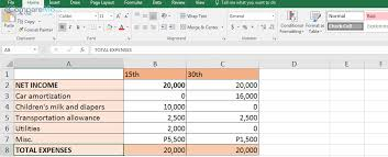 Family Budget For A Month 3 Filipinos With Different Needs And Expenses Share Their