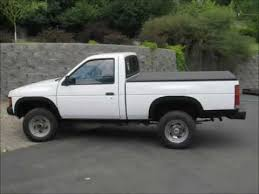 Restoring a 1989 4X4 Nissan Pickup Truck - YouTube