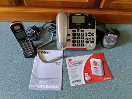 uniden xdect sse37 plus emergency pendant with anseering machine home phones gumtree australia fraser coast torquay 1206604365