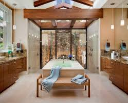 Tranquil Bathroom Tranquil And Modern Bathroom Designs