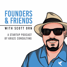 Kruze Consulting's Founders and Friends Podcast for Startups