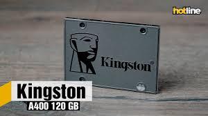 <b>Kingston</b> A400 120 ГБ — системный ускоритель за $50 - YouTube