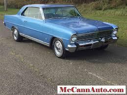 1966 Chevrolet Nova II SS for Sale | ClassicCars.com | CC-920324